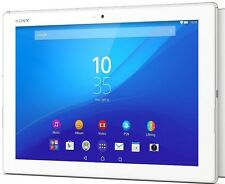 "Sony Xperia Z4 Tablet SGP771 32GB 10.1"" 2K 4G LTE+WiFi - Unlocked - White"