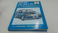 Volvo 440, 460 and 480 Service and Repair Manual (Haynes Service
