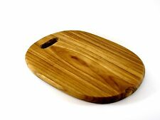 Small Teak wood chopping board cutting board utensil Kitchenware solid thick