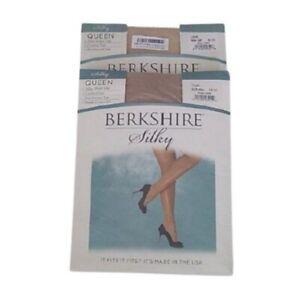 Berkshire Silky Queen Petite Control Top Hose