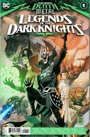DARK NIGHTS DEATH METAL LEGENDS OF THE DARK KNIGHT #1 1st PRINTING NM-