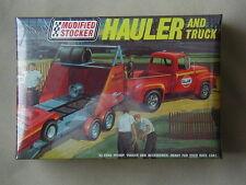 FACTORY SEALED Modified Stocker Hauler & Truck 21867P '53 Ford Pickup + Trailer