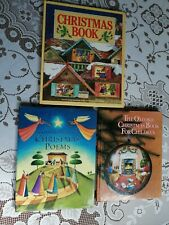 Bundle of 3 Christmas Books for Children Teachers Parents