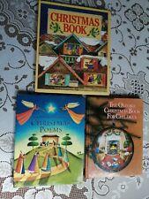 Bundle of 3 Christmas Books for Children Teachers Parents