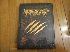 Werewolf The Apocalypse Limited Edition Box Set