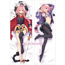 Fate Apocrypha Dakimakura Astolfo Anime Girl Hugging Body Pillow Case Cover