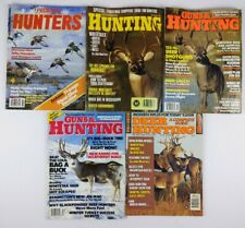 Vintage Hunting Magazines From 1988 Lot Of 5