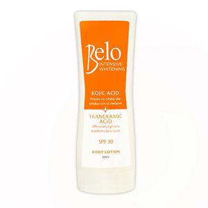 Belo Kojic Acid & Tranexamic Acid Intensive Lightening Body Lotion 200ml