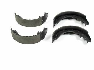 Rear Power Stop Brake Shoe Set fits Chevy K5 Blazer 1978-1986 22VGZC