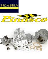 11118 - CILINDRO DM 60 160 CC + ALBERO MOTORE PINASCO VESPA 125 VM1T VM2T