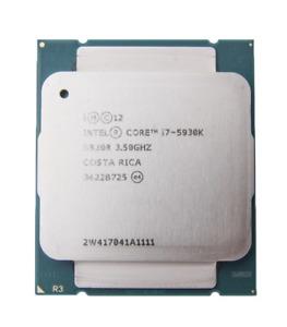 Intel Core i7-5930K 3.5 GHz CPU LGA 2011-v3 6 Core Processor