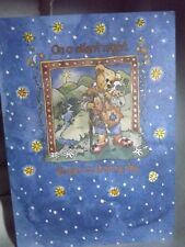 Boyds Bears Christmas Greeting Card On A Silent Night A Miracle Happened