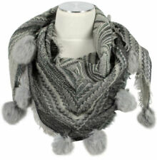 Damen-Schals & -Tücher im Dreieckstuch-Stil aus 100% Wolle