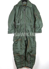 Vintage Usaf Coverall Flying Men's Cwu-1/P Cold Weather Vietnam Era S M L Xl