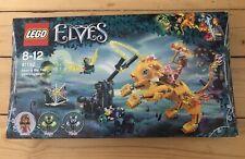 LEGO® Elves 41192 Azari und die Falle für den Feuerlöwen NEU OVP