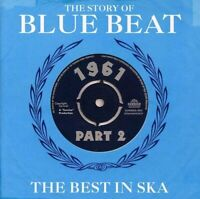 BEST IN SKA 1961 PART 2 - STORY OF BLUE BEAT THE [CD]
