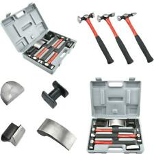 Auto Body Hammer Dolly Set Fender Dents Repair Kit Heavy Duty Neiko 20709A 7Pc