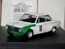BMW 2002 WINNER DRM NUERBURGRING 1968 #10 QUESTER /HAHNE TROFEU 1707 1:43