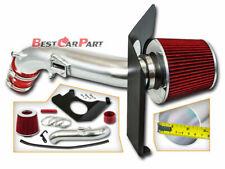 Bcp Red 2013 2017 Honda Accord 24l Cold Shield Air Intake Kit Filter