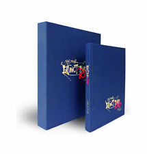 EXTINCT BOIDS-Ralph Steadman & Ceri Levy-Signed with Print-DELUXE LTD-No. 35/150