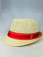 PHILADELPHIA PHILLIES VINTAGE FATHER'S DAY FEDORA HAT SGA CITIZENS BANK PARK