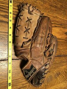 MacGregor PBC Frank Robinson Baseball Glove Mitt USA Made Black Label EX