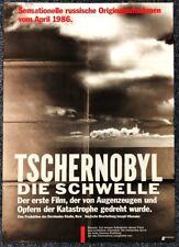 Tschernobyl - Die Schwelle - Vilsmaier - Original A1 Filmposter (M-6447+