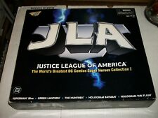 Kenner JUSTICE LEAGUE OF AMERICA Super Heroes Collection I Set of 5 Figures NEW