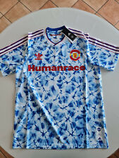 ADIDAS JERSEY MANCHESTER UNITED FC HUMAN RACE P. WILLIAMS Limited Edition SIZE L
