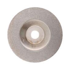 "100mm 4"" Silver Tile Stone Glass Diamond Saw Blade Abrasive Cutting Disc Wheel"