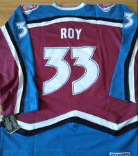 Avalanche Patrick Roy Jersey M, L, XL, 2XL,3XL