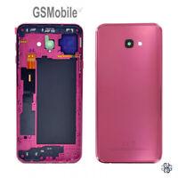 Tapa Trasera Battery Cover Power NFC Pink Samsung Galaxy J4 Plus J415F ORIGINAL