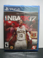 ** NBA 2K17 (PS4, Sony PlayStation) - New - Free Shipping!
