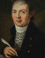 Maîtres anciens 18. siècle. ? - Portrait d'un Érudit