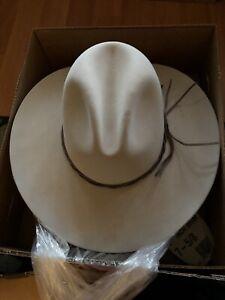 STETSON 4X FUR FELT GUS COWBOY  WESTERN HAT