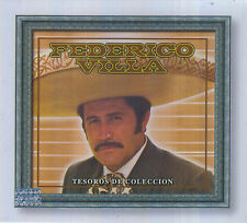 CD - Federico Villa NEW Tesoro De Coleccion 3 CD's FAST SHIPPING !