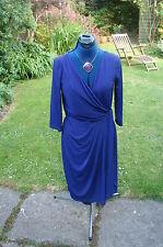 BNWOT Episode size 12 jersey faux wrap semi fitted,  flattering dress, RRP £85
