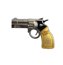 REVOLVER 32GB USB 2.0 FLASH, THUMB DRIVE GUN MEMORY STICK