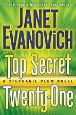 Stephanie Plum Ser.: Top Secret Twenty-One by Janet Evanovich (2014, Hardcover)