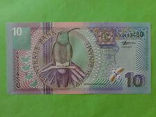 Suriname 10 Gulden 2000 (PERFECT UNC)