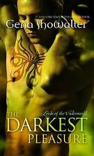 The Darkest Pleasure by Gena Showalter (Paperback)