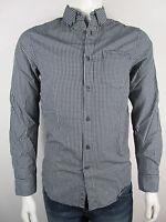 Guess Herren Hemd Shirt Camicia Overhemd W1IPO Kariert Neu S