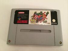 Super Nintendo snes jeu-war of the gems