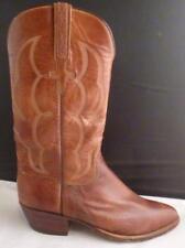 Lucchese Lizard Handmade Cowboy Boots Excellent 8.5 D 8 1/2 Handmade Vtg