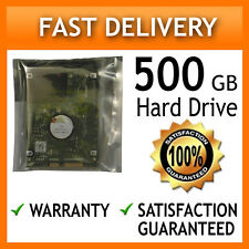 500GB 2.5 LAPTOP HARD DRIVE HDD DISK FOR LENOVO THINKPAD EDGE E525-1200