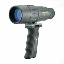 Visionking Portable Zoom 10-25x42 Monocular with Accu-Grip Handheld Tripod Power