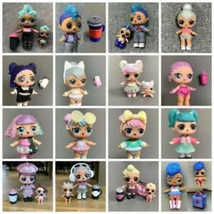 LOL Surprise Glam Glitter Bon Bon Unicorn Kitty Queen Bling Sparkle Series Doll