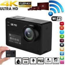 SJCAM Sj8 Pro 4k 60fps Dual Touch Screen 12mp Interval Shot WiFi Action Camera L