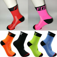 Women Men MTB Cycling Riding Socks Basketball Running Sport Breathable Sock New