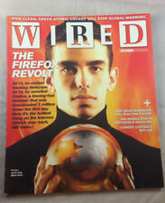 Brand New WIRED MAGAZINE Feb 2005 Firefox Revolt Netscape Bill Gates